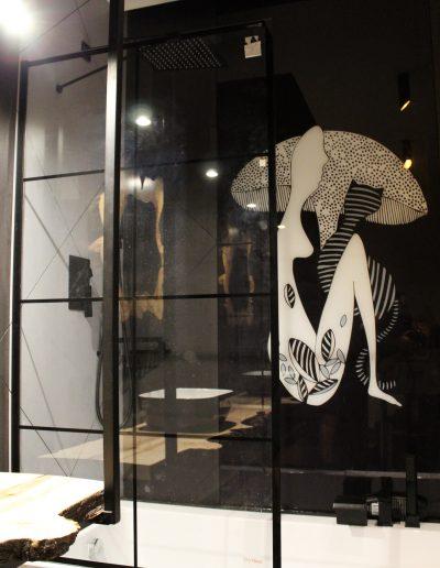 Szkło i ich nadruki z indywdiualnymi wzorami2