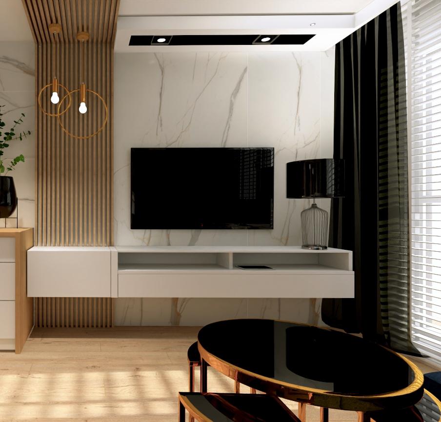 Mieszkanie typu studio